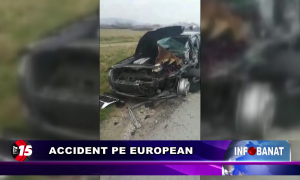 Accident pe european