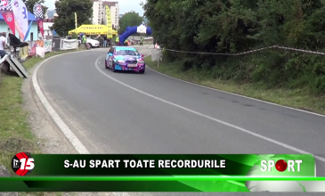 S-au spart toate recordurile