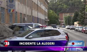 Incidente la alegeri