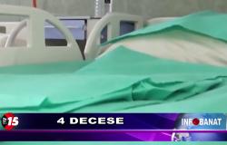 4 decese