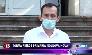 Torma pierde primăria Moldova Nouă