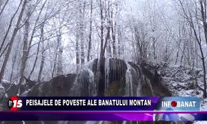 Peisajele de poveste ale Banatului Montan