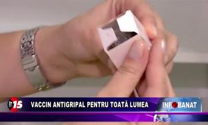 Vaccin antigripal pentru toată lumea