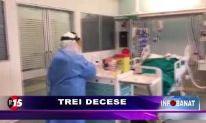 Trei decese