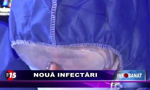 Nouă infectări