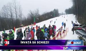 Învață să schiezi!