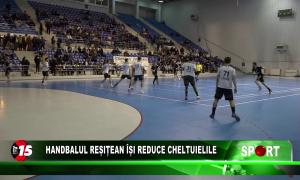 Handbalul reșițean își reduce cheltuielile!