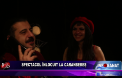 Spectacol înlocuit la Caransebeș