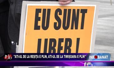 """""""ATI-ul de la Reșița e plin, ATI-ul de la Timișoara e plin"""""""