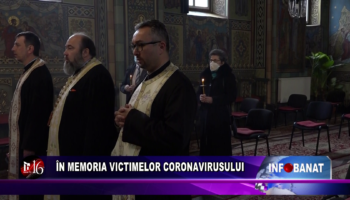 În memoria victimelor coronavirusului