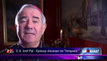 Mesajul Episcopului de Înviere!