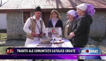 Tradiții ale comunității catolice croate