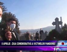 8 aprilie – Ziua Comemorativă a Victimelor Pandemiei