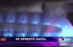 Se oprește gazul