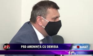 PSD amenință cu demisia
