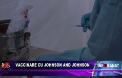 Vaccinare cu Johnson and Johnson