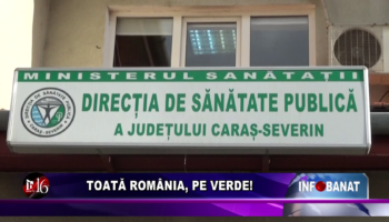 Toată România, pe verde!