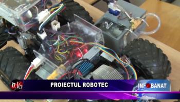 Proiectul ROBOTEC