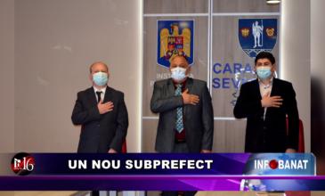 Un nou subprefect