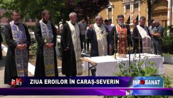 Ziua Eroilor în Caraș-Severin