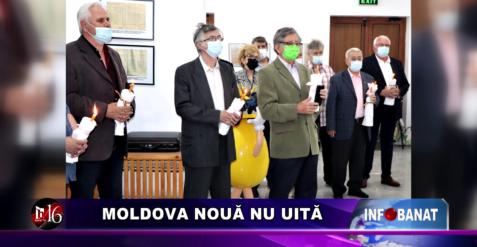 Moldova Nouă nu uită