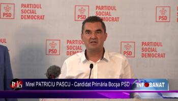 Susținere de la vârful PSD pentru Pascu