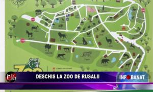 Deschis la Zoo de Rusalii