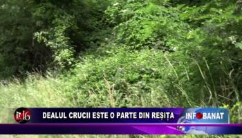 Dealul Crucii este o parte din Reșița