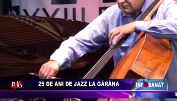 25 de ani de jazz la Gărâna