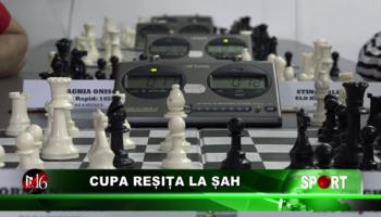 Cupa Reșița la șah