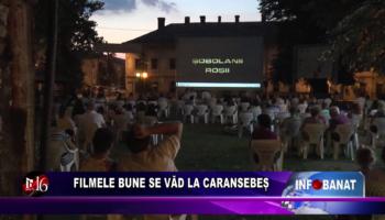 Filmele bune se văd la Caransebeș