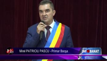 Bocșa are primar