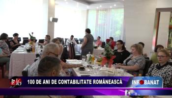 100 de ani de contabilitate românească