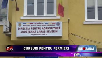Cursuri pentru fermieri