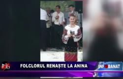 Folclorul renaște la Anina