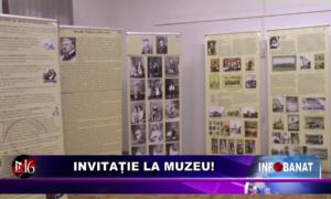 Invitație la muzeu!