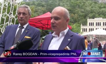 De ce nu a venit Câțu în Caraș-Severin?