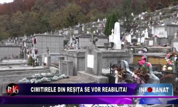 Cimitirele din Reșița se vor reabilita!