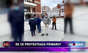 De ce protestează primarii?