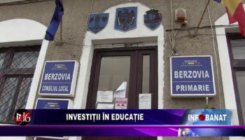 Investiții în educație
