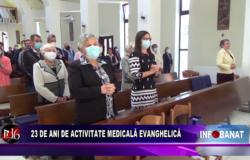 23 de ani de activitate medicală evanghelică