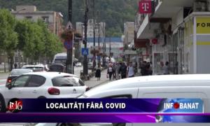 Localități fără covid